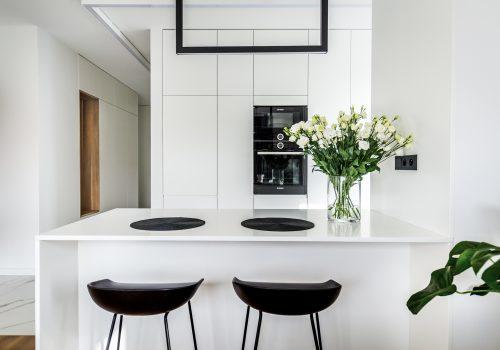 Realizacja projektu mieszkania 88m2 Poznań