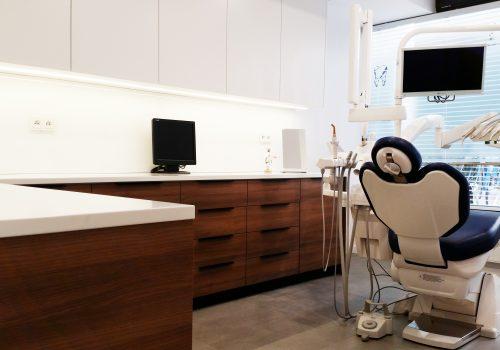 Realizacja projektu wnętrz Przychodni stomatologicznej