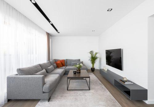 Realizacja projektu apartamentu 115m2 Poznań
